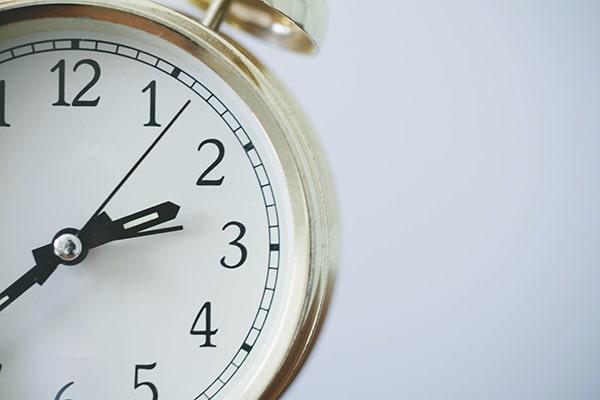 Bridging Loans Clock