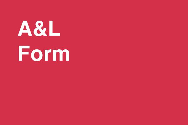 A&L Form